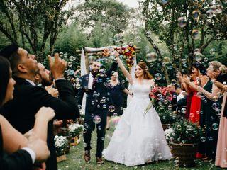O casamento de Larissa e Erick