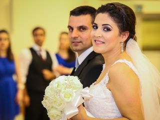 O casamento de Adriana e Guilherme