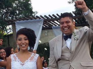 O casamento de Beatriz  e Daniel 1