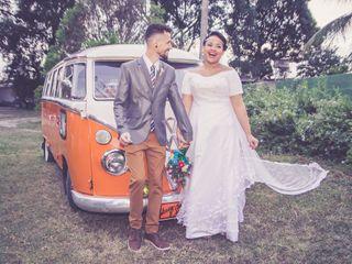 O casamento de Luiz Fernando  e Neylla 1