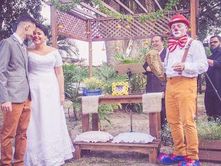 O casamento de Luiz Fernando  e Neylla