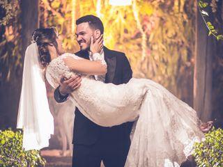 O casamento de Simey e Luiz Fernando