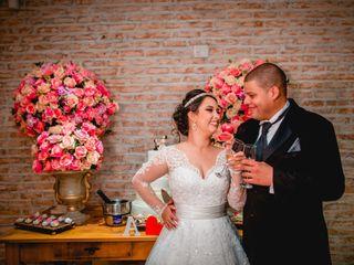O casamento de Amanda e Adolfo
