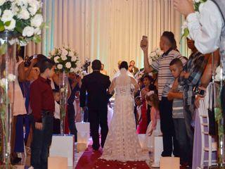 O casamento de Gleyce e Thiago 1