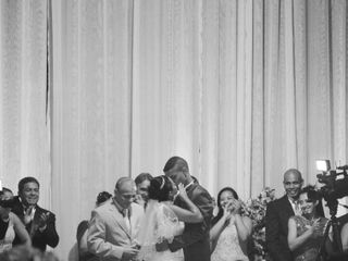 O casamento de Gleyce e Thiago 3