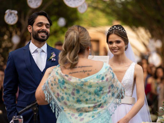 O casamento de Joyce e Fernando