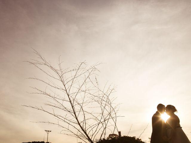 O casamento de Simone e Carlos