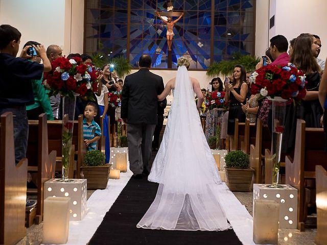 O casamento de Bruna e Lessandro