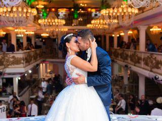 O casamento de Gessyca e Emmanuel 1