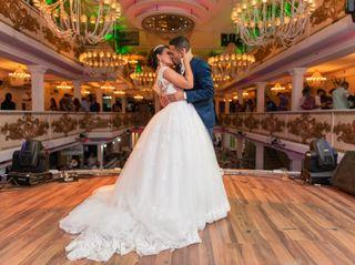 O casamento de Gessyca e Emmanuel