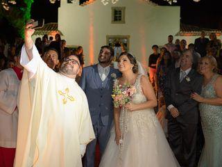 O casamento de Valeska e Ruan
