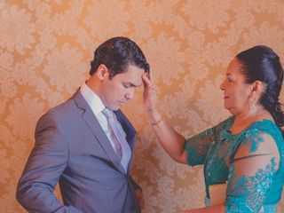 O casamento de Lorena e Félix 1