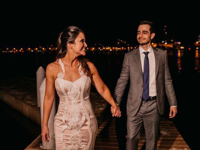 O casamento de Paula e Anderson