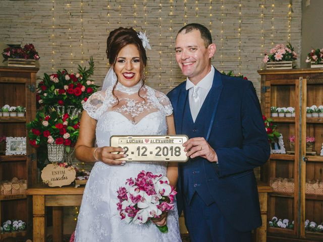 O casamento de Alexandre e Luciana em São Paulo, São Paulo 1