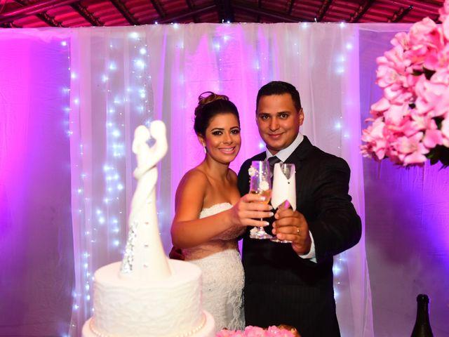 O casamento de Natália e Renato