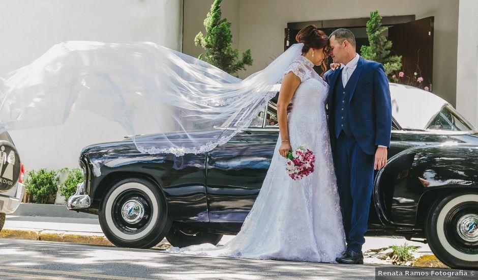 O casamento de Alexandre e Luciana em São Paulo, São Paulo