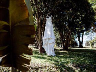 O casamento de Claudia e Péricles 1