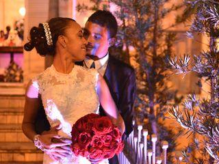 O casamento de Cíntia  e Edgard