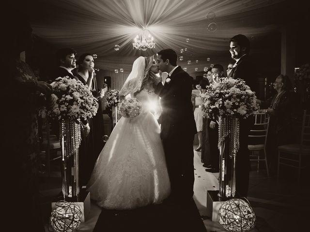 O casamento de Rebeca e Ben
