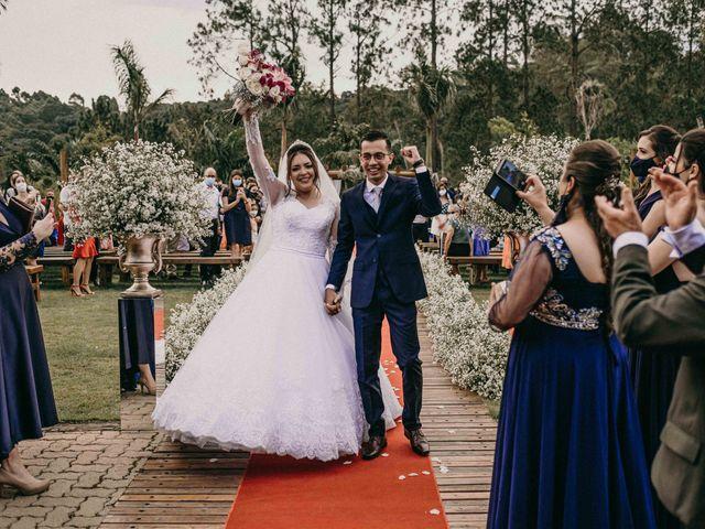 O casamento de Gabriel e Gabrielle em Várzea Paulista, São Paulo 53
