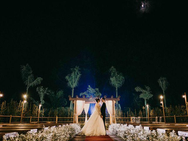 O casamento de Gabrielle e Gabriel