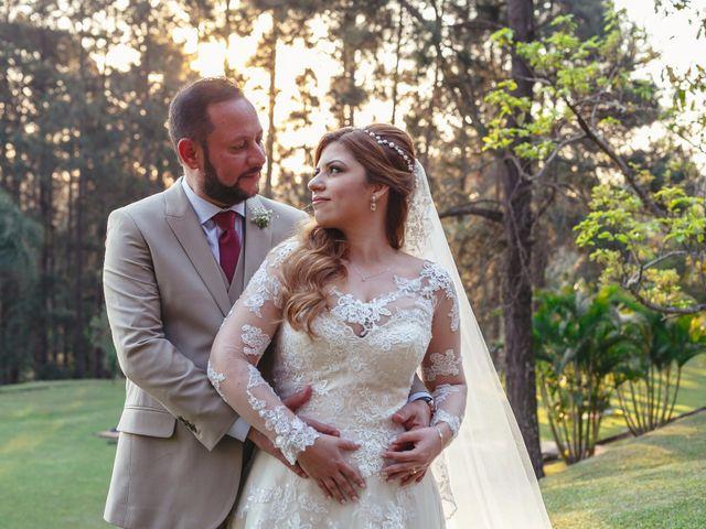 O casamento de Claudia e Péricles