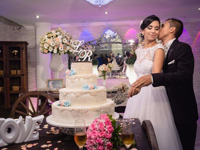O casamento de Liliane e Rodrigo