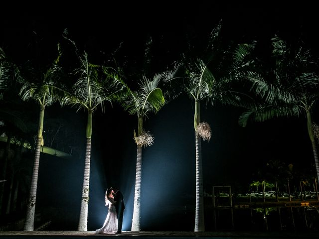 O casamento de Gisele e Eduardo