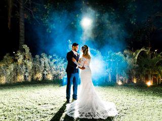 O casamento de Ellen e Haroldo