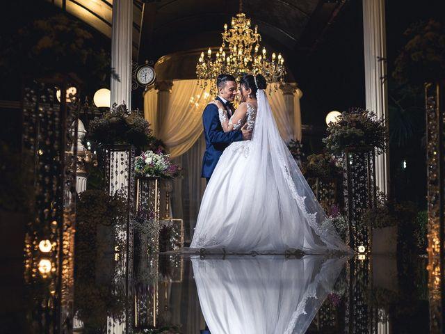 O casamento de Thayna e Eduardo