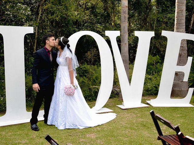 O casamento de Dayane e Jhonatan
