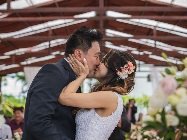 O casamento de Marie e Rafael