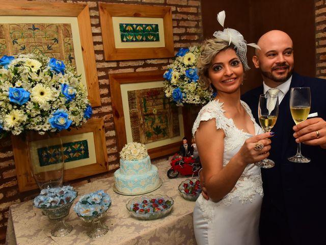 O casamento de Vanessa e Fabrizio