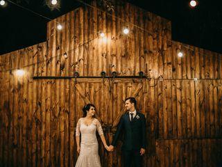 O casamento de Jenifer e Thiago