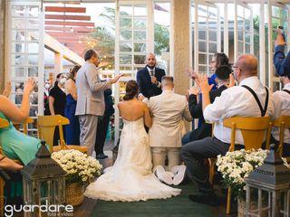 O casamento de Janaína e Kaue