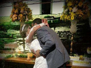 O casamento de Fabiana dos Santos e Thiago 2