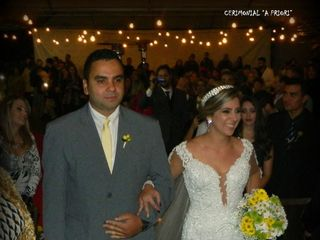 O casamento de Fabiana dos Santos e Thiago 3