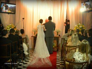 O casamento de Fabiana dos Santos e Thiago