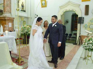 O casamento de Almir e Adelita 1