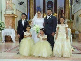 O casamento de Almir e Adelita 2