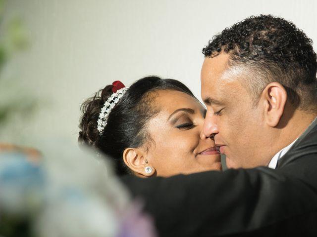 O casamento de Sheila e André