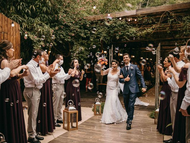 O casamento de Thiago e Jenifer em Mogi das Cruzes, São Paulo 52