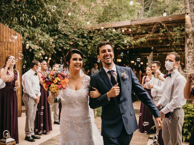 O casamento de Thiago e Jenifer em Mogi das Cruzes, São Paulo 54