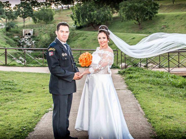 O casamento de Sônia e Christian