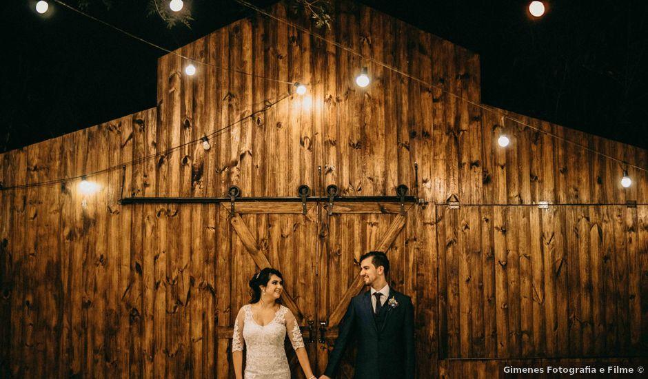 O casamento de Thiago e Jenifer em Mogi das Cruzes, São Paulo