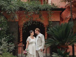 O casamento de Mariana e Kilian