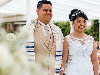 O casamento de Rubem e Raquel 2