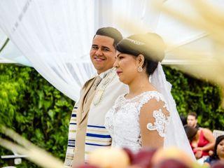 O casamento de Rubem e Raquel 3