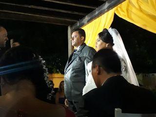 O casamento de Fernanda e Hugo