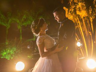 O casamento de Andreza e Jhonatan